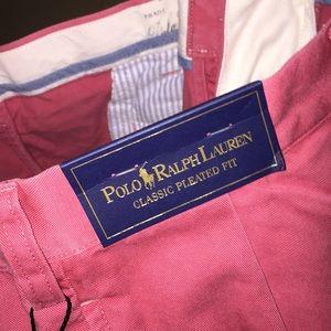 Polo Ralph Lauren Classic Pleated Fit Men's Pant